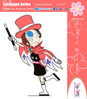 Toy Girls - Catalogue Series 147: Trucy Wright by mickeyelric11