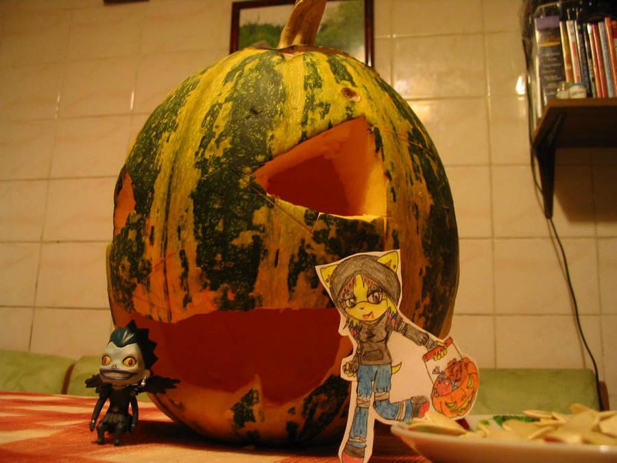 Pumpkin by lizathehedgehog