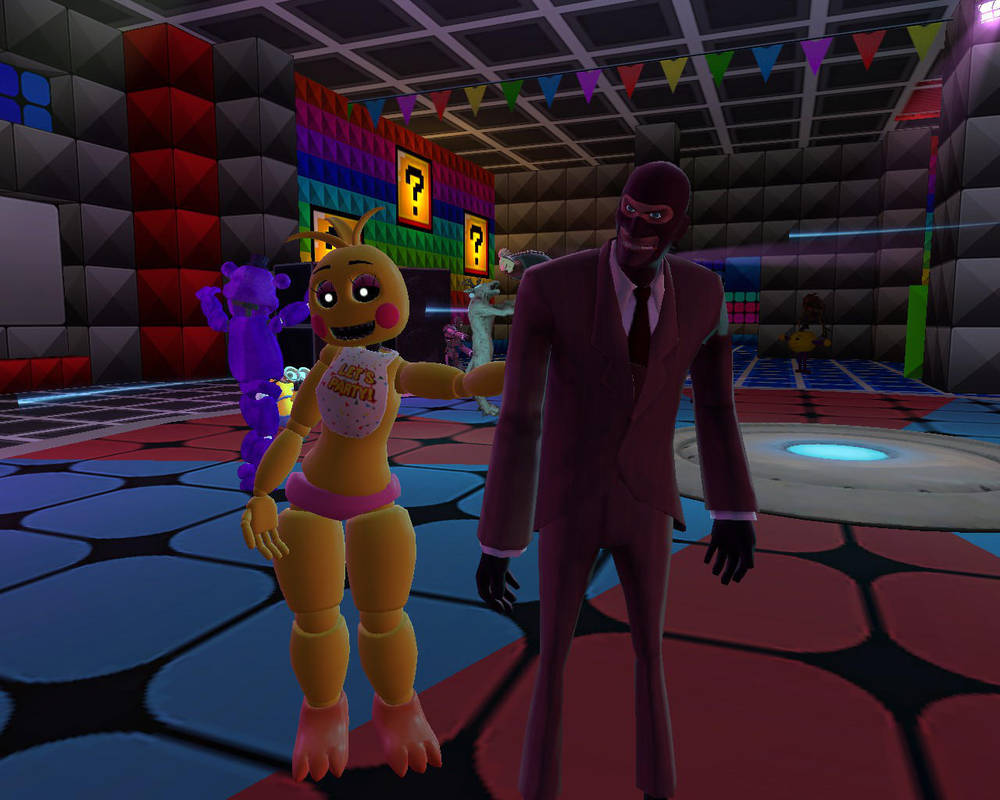 toy chica dating