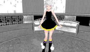 MMD: TDA Nayu by PrettyCattyQueen