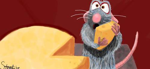 Ratatouille by MetallicWonder