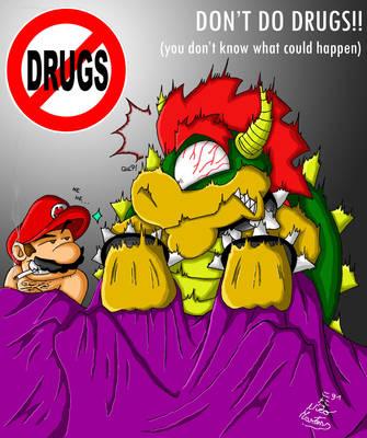 Don't Do Drugs by kotaro91