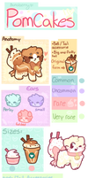 New Pomcake guide :CLOSED species: by Bunaberry