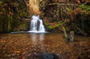 Resov Waterfalls 2018 by wosicz