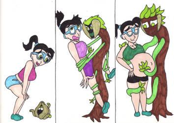 Creeping Vineweed by MrLazyInk