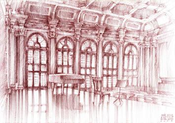 Torun Concert Hall by KrystianWozniak