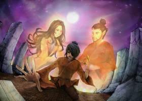 Kubo and The Two Strings by merakichii