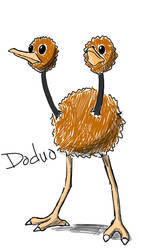 Doduo by ChillDill695