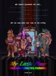 MLP - The Unexpected Future (Mirror) Poster by robbieierubino