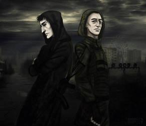 S.T.A.L.K.E.R. by Diabolli