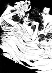 Lois Lane by AdryLavi