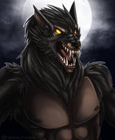 Day 42: Lycanthrope by Jadenyte