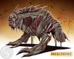 Day 227: Evolved Melchiah by Jadenyte