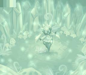 Jade Cavern by Giniqua