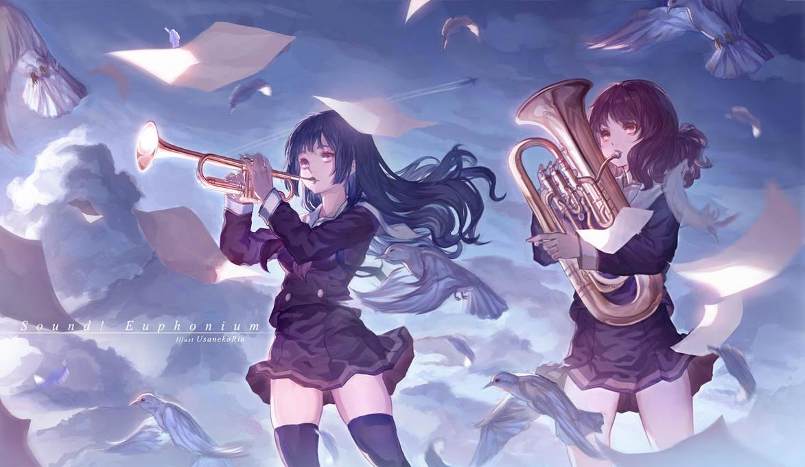 Sound! Euphonium by 0bakasan