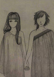 The Perfect Match by AkahAna-chan
