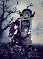 Lady Magdalene by PakinamElBanna