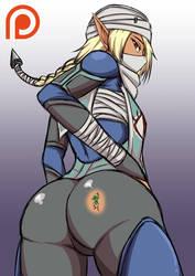 Butt Sheik (Patreon) by notETZ