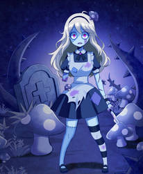 Zombieland Alice by PixiTales