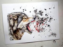 Wolfskult by Paschmina