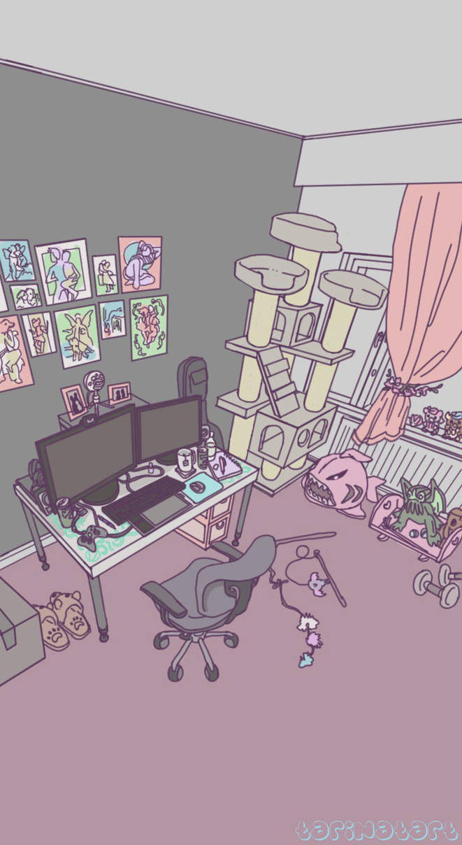 My room by tarinatart