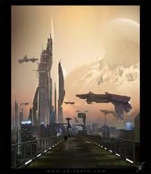 City 'T25' by Grimdar