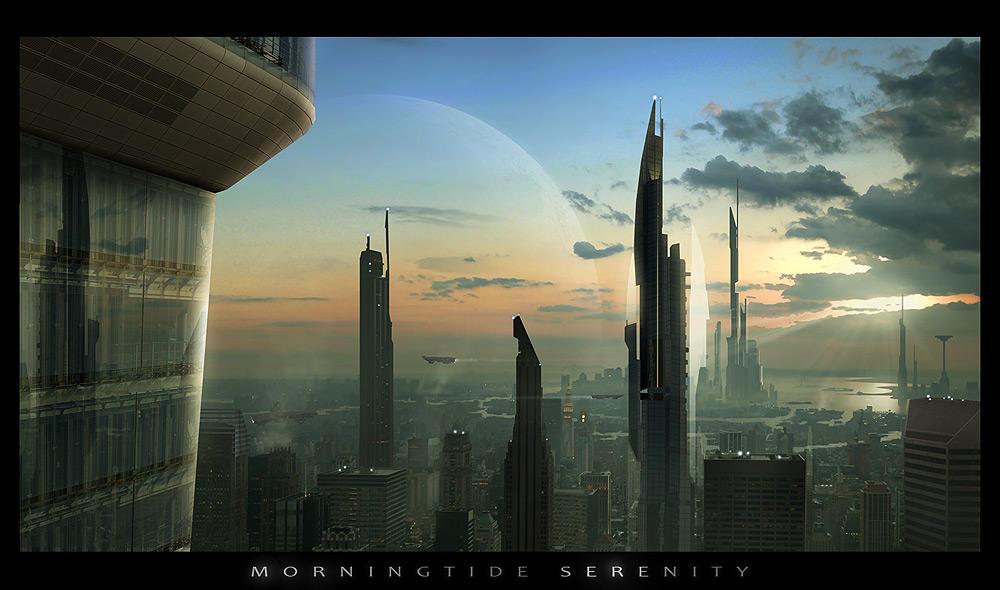 Morningtide Serenity by Grimdar