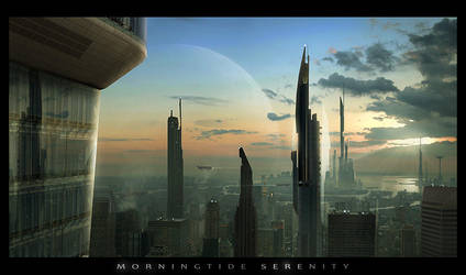 Morningtide Serenity by Grimdar