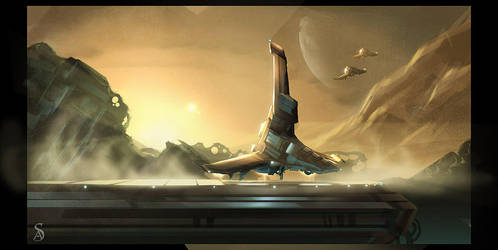 Epsilon Wing by Grimdar