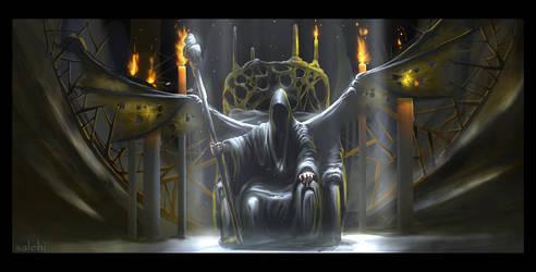 The gatekeeper by Grimdar