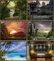 Jewel Quest 3 artwork by Grimdar