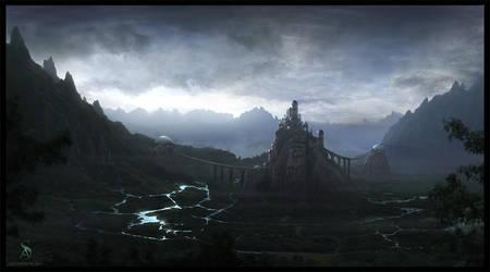 Mist Valley by Grimdar