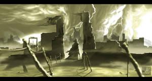 Death's Door by Grimdar