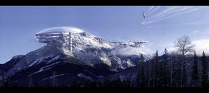 Mountain Base by Grimdar