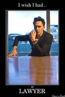 Tom Hiddleston as Lawyer by CABARETdelDIAVOLO