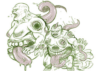 Gluttonous by ChildrenOfTheSea