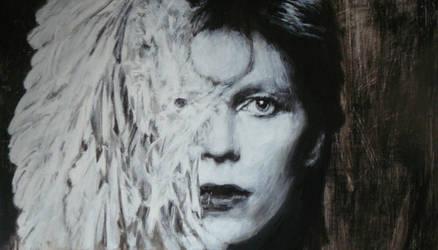 Farewell David Bowie by luccap