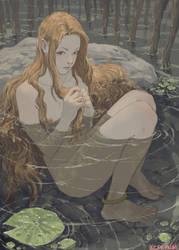 Undine by rakugaki300page