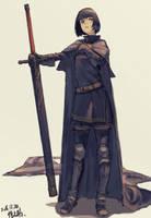 Knight by rakugaki300page