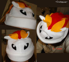 Ponyta Hat by Cristophine