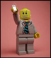 LEGO Man - Steve by irn-bru