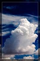 Clouds - 1 by Delusionist