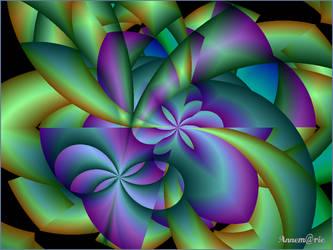 Purple by annelouisa