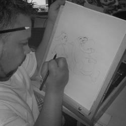 Ric Casino draw Nickelodeon by RicCasino