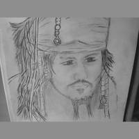 Jack Sparrow by RicCasino