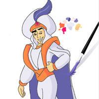 Aladdin in AI 1 by RicCasino