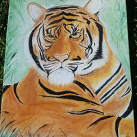 Eye of the Tiger by RicCasino