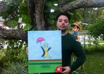 Jiminy Cricket by Ric Casino by RicCasino