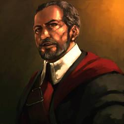Rodrigo Borgia by hagios0