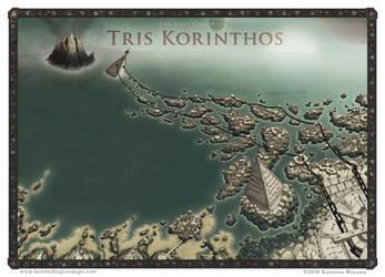 Tris Korinthos by ShallTeclex